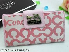 Chelsea Wallets 1931 Red C Logo and White with Pink Leather