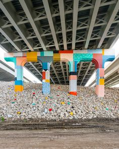 A Public Art Initiative Brings Diversity to Cleveland s Rail System The Creators Project Murals Street Art, Mural Art, Urbane Kunst, Environmental Graphics, Art Graphique, Outdoor Art, Land Art, Art Plastique, Community Art