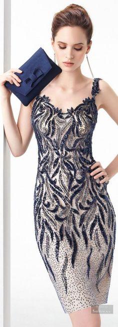 sexy slim party dress