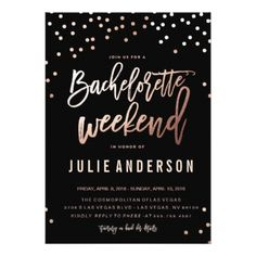 Bachelorette Weekend Party invitations and more found on this blog.