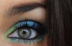 Un maquillage coloré pour l'été [avec Smashbox-Santigold]