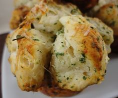 Garlic monkey bread!