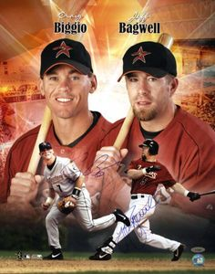 Bags and Bigs, all time fave Astros