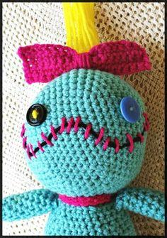 Scrumplike doll from Lilo and Stitch