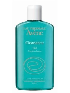 Avene Cleanance Gel Soapless Cleanser ...this is the best cleanser for back acne