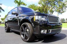 2012 Land Rover Range Rover West Palm Beach, FL www.landroverpalmbeach.com #landroverpalmbeach #landrover #rangerover