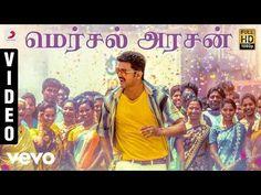 Mersal Full Video Song Mersal Arasan | Vijay,Kajal Agarwal,Samantha - Filmymela