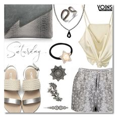 """""""Saturday"""" by andrea2andare ❤ liked on Polyvore featuring polyvoreeditorial and yoins"""