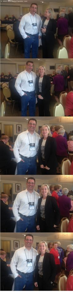 """Toastmasters International's Chief Operations Officer (COO), Sally Newell Cohen, gave the keynote at the District 45 Toastmasters 2016 Spring Conference, May 20-22, 2016. She is originally from Massachusetts (many years ago) - like I am!  """"Wicked Pissa!"""""""