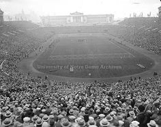 """Soldier Field - While made nationally famous as the home of """"Da Bears,"""" Chicago's Soldier Field has a storied history as a municipal gathering place and host to countless events of the..."""