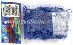 Ocean Blue (Opaque) | Rainbow loom
