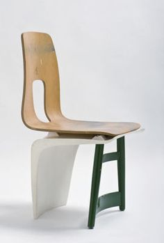 Provocative is the inherent mode of Upcycling, My favorite Martino Gamper Chairs | Upcyclista