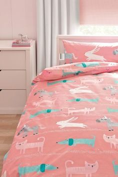 Buy Animal Fun Bedset online today at Next: United States of America