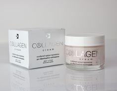 Collagen cream Logo & Packaging on Behance