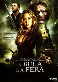 A Bela e a Fera dublado completo - lançamento 2015