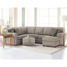Décor Rest 2576 Sectional - Old McDonalds Furniture and Appliances