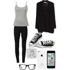 Read Discription by chelseaferguson17 on Polyvore featuring polyvore, fashion, style, MANGO, Calando, Converse, Happy Plugs and Muse