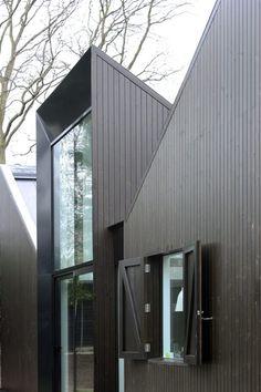 Bungalow Triptych par Blee Halligan Architects - Journal du Design