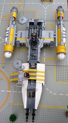 Image #spaceship –