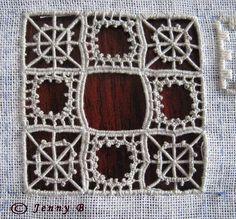 Byzantine Lefkara lace