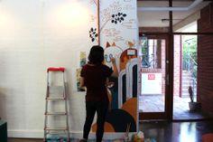 Cecily's Mural – DGM Creative
