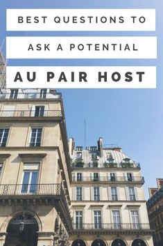 Best questions to ask a potential au pair host Fun Questions To Ask, This Or That Questions, Fille Au Pair, Summer Homework, Work Abroad, Work Travel, Digital Nomad, Free Travel, Greek Islands