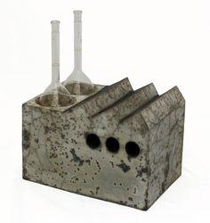 fabriek 21 (laboratoriumserie) van José van den Tweel