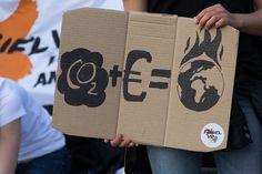 Protest, Demo, Klima, Protestaktion, Parade, Menschen