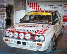 Lancia Delta, Rally Car, Vehicles, Cars, Autos, Car, Car, Automobile, Vehicle