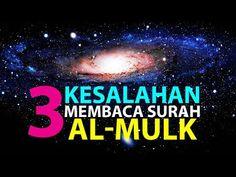 3 Kesalahan Saat Membaca Surah Al-Mulk [Episode Lintasan Tajwid 1438 H Doa, Quran, Islam, Spirituality, Building, Youtube, Buildings, Spiritual, Holy Quran