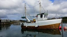 My new fishing wessel Going Fishing, Cant Wait, Sailing Ships, To Go, Boat, Dinghy, Boats, Tall Ships