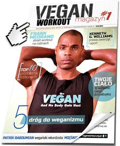 """""""Zaczynał jako stereotypowo nawiedzony weganin"""" – rozmowa z Vegan Bros – Vegan Workout"""