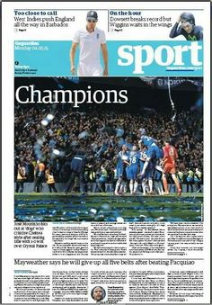 The Guardian Sport