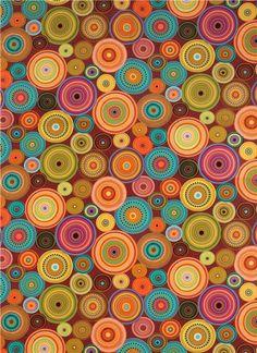 Image from http://kawaii.kawaii.at/img/brown-pattern-circle-fabric-northern-lights-Michael-Miller-174590-2.JPG.