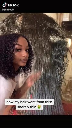 Natural Hair Growth Tips, Hair Mask For Growth, Natural Hair Tutorials, Natural Hair Care, Natural Hair Styles, Natural Hair Products, Curly Hair Products, Curly Hair Tips, Curly Hair Care