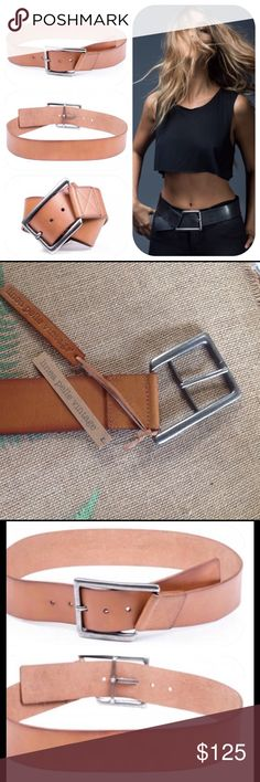 """🍃💕Linea Pelle Vintage Leather Angled Hip Belt 2016 Linea Pelle Vintage Collection features beautifully crafted belt of 100% Italian leather, heavy duty antique nickel hardware. 2"""" width, angled hip style, adjustable length, available in Small 33""""-37"""", Medium 34.5""""-38.5"""", Large 36.5""""-40.5"""". Overall lengths: S 41.5"""", M 43.5, L 45.5"""" measurements are approximate. Color: Mustard see photo #2. Absolutely stunning must have for your wardrobe💕NO TRADES EVER Linea Pelle Accessories Belts"""