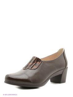 Туфли Palazzo D'oro. Цвет коричневый.