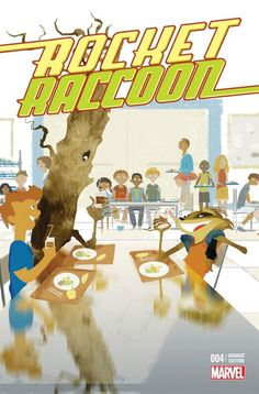 Rocket Raccoon | These Marvel Anti-Bullying Variant Covers Will Hit You Right In The Feels