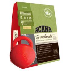 Pienso Acana Grasslands con Cordero 13Kg+Juguete.  http://www.huellacanina.com/catalog/perros-alimentacin-pienso-acana-pienso-acana-grasslands-cordero-13kgjuguete-p-3357.html