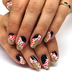 I voted to make Jessica Washicks Fly By Night design into a Scratch nail wrap!