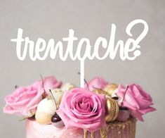 TOPPER TORTA #beeartcrafts #etsy #topper #toppertorta #torta #compleanno #decorazioni #età #toppercake #handmade #madeinitaly