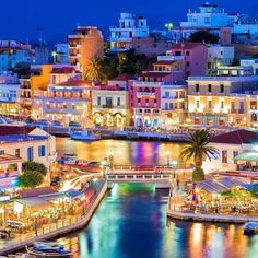 """St. Nicolas Bay #Crete in #Greece Hotel Recommendation: St. Nicolas Bay Resort & SPA  A member of TheSmallHotels.com Photo @thegreeceguide…"""