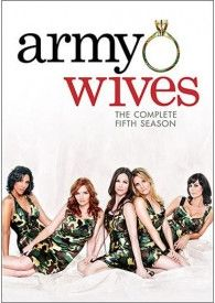 Army Wives... I have all the seasons. Even though I am Navy... This show gets me every time.
