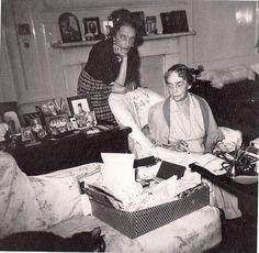 Princess Irina Yusupova and her Mother Grand Duchess Xenia Alexandrovna