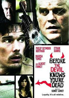 Before the Devil Knows You're Dead DVD Movie