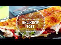 Efsane Hamburgerin  Efsane Ekmeği   Burak'ın Ekmek Teknesi - YouTube Food Design, Tacos, Mexican, Ethnic Recipes, Youtube