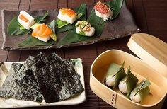 こちら大人気の笹手巻き。厳選ネタを 有明産の最高級海苔と笹に包んだシャリ、具材を別々にご提供します。海苔の風味と歯切れの良さをお楽しみください!  カウンターの目の前で職人が作るので是非ご覧ください。  Have tried to Nori-temaki sushi experience? It boasts using hi-end seaweed (Nori) from Ariake and searing it each order , then it will be wrapped fresh flavors which using selected ingredient on warm rice.  #権八#gonpachi #浅草 #浅草ランチ#笹 #手巻き寿司 #浅草寺#ベジタリアン#ハラル #asakusa #halaltokyo #tokyo#japan #sensoji #浅草グルメ#東京グルメ#sushi #japanesefood #asakusafood #halaltokyo