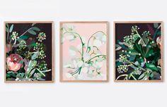 Digital artwork by Kimmy Hogan — The Design Files | Australia's most popular design blog.