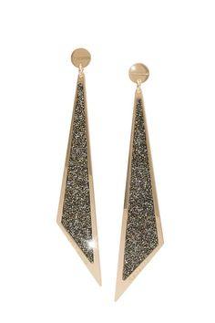 Rebecca Swarovski Crystal Earrings