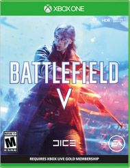 Battlefield V For Xbox One Disc Or Download Battlefield
